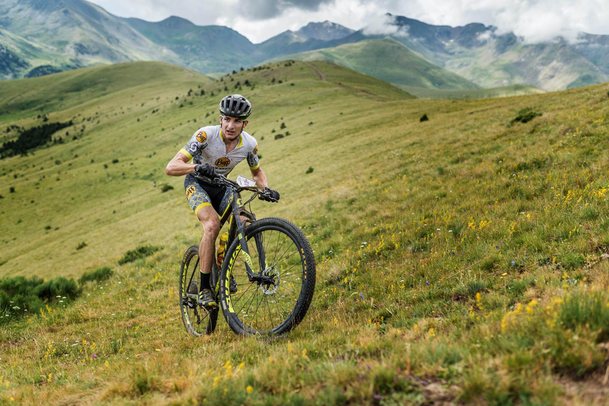 Descubre el mountain bike de alta monta�a en la Marathon Cup by Scott & Taymory de Vall de Bo�