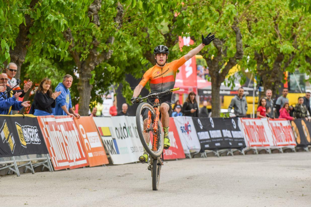 Jofre Cullell arrasa en la Super Cup Massi de Santa Susanna