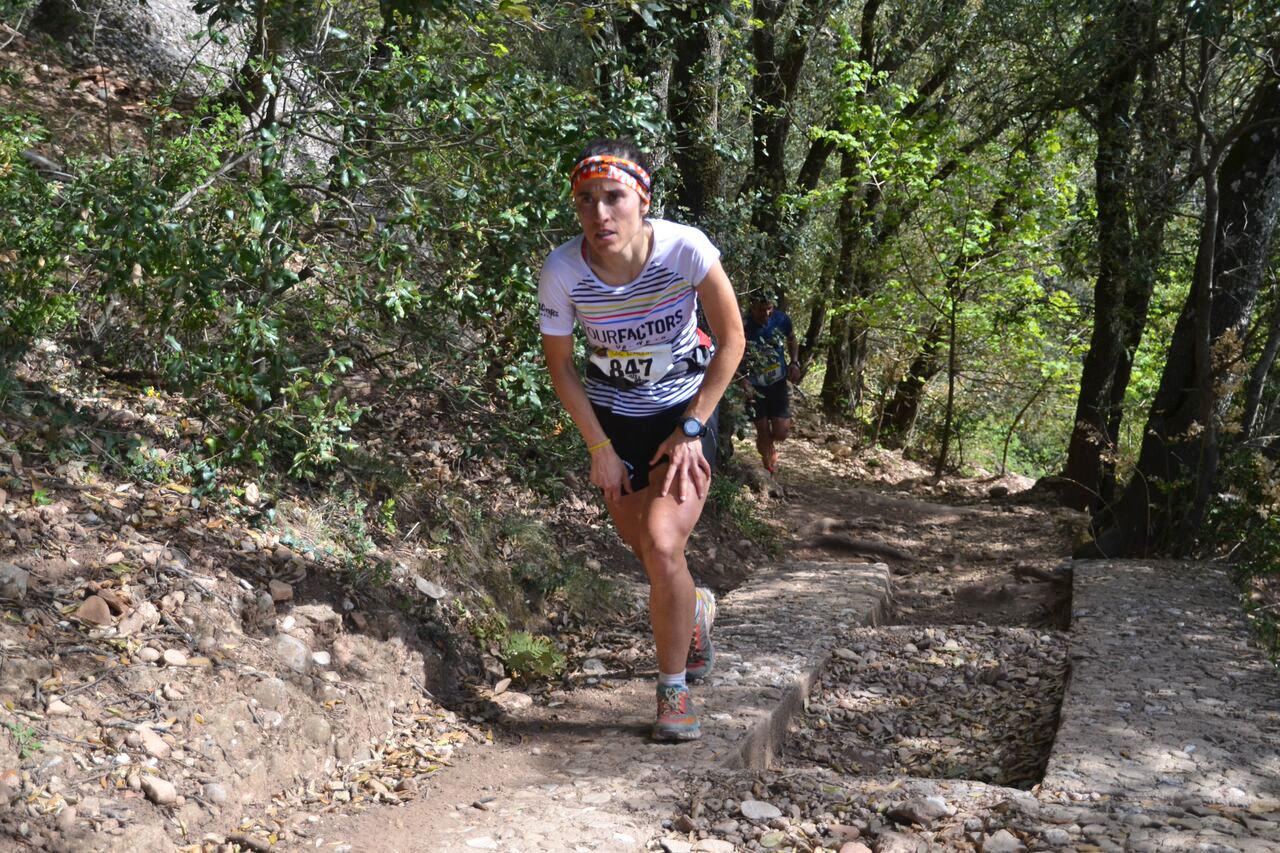 La Cursa de l'Alba y la Marató de Montserrat Gran Premio Inverse abren la temporada de Skyrunner en Montserrat