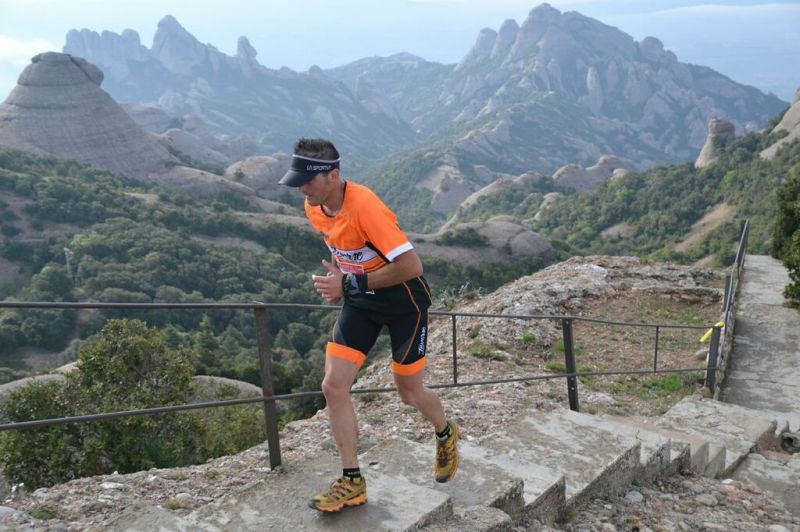 La cursa de l'Alba i la Marató de Montserrat portaran els millors corredors de muntanya al massís de Montserrat