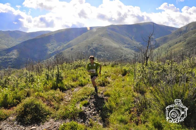 La Chandrexa Trail puede marcar la Copa de España de Carreras por Montaña en línea