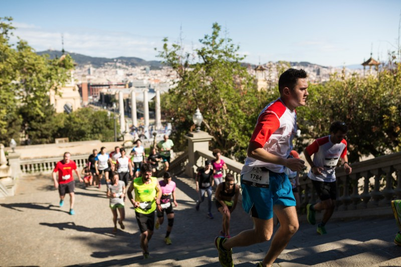 M�s de 2.000 corredores en la edici�n m�s emblem�tica de la Salomon Run