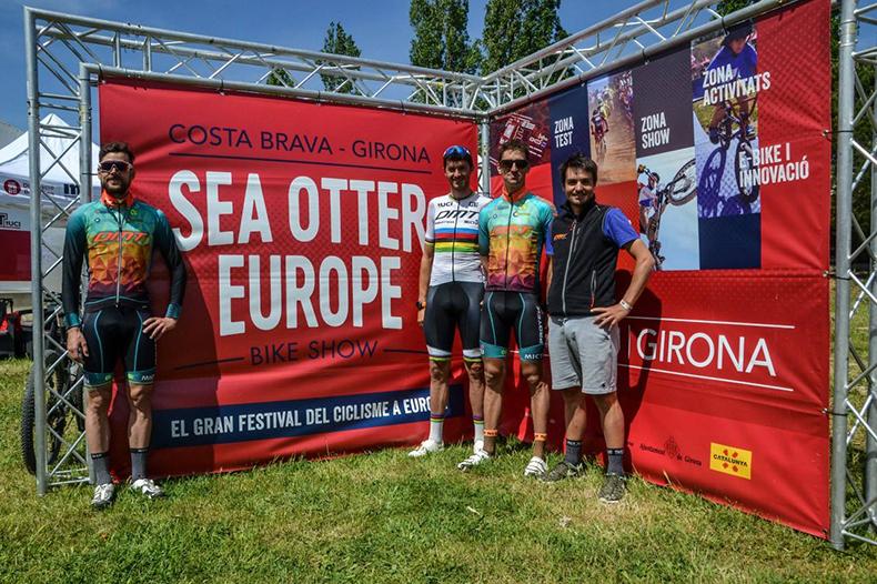 El actual�campe�n del mundo de XCM�Tiago Ferreira�participar�en la�SCOTT Marathon by Taymory de Girona�