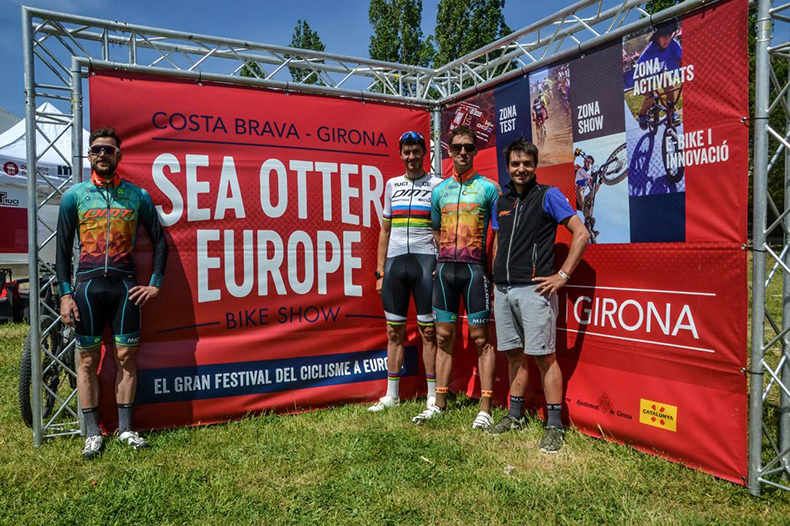 L'actualcampiódel mónd'XCMTiago Ferreiraparticiparàa l'SCOTT Marathon by Taymory de Girona