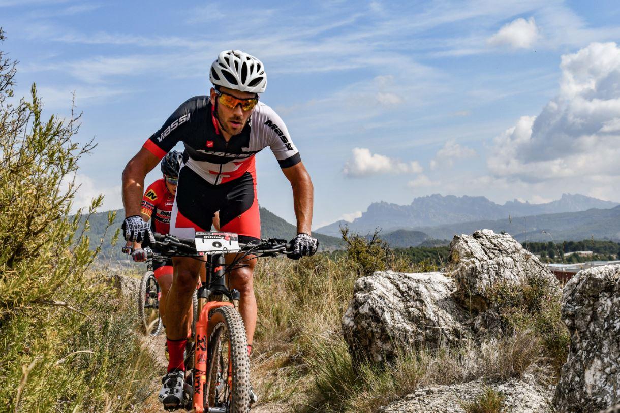 Mantecón tensa i Drechou guanya a la Copa Catalana Internacional Biking Point d'Igualada