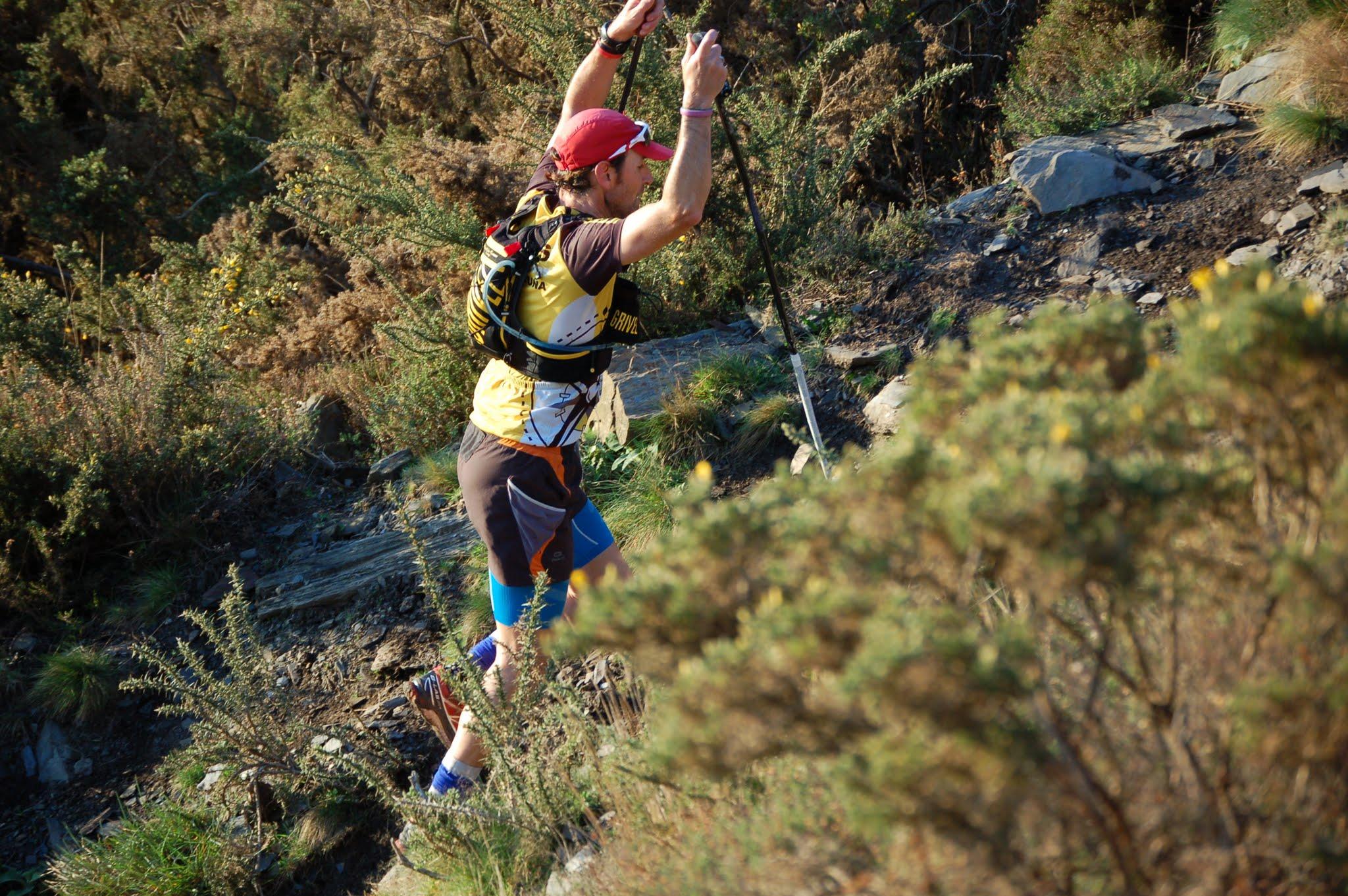 Este domingo se disputa la segunda prueba de la Copa de España de Carreras por Montaña en Línea - GP BUFF®-Salomon en CAMOVI