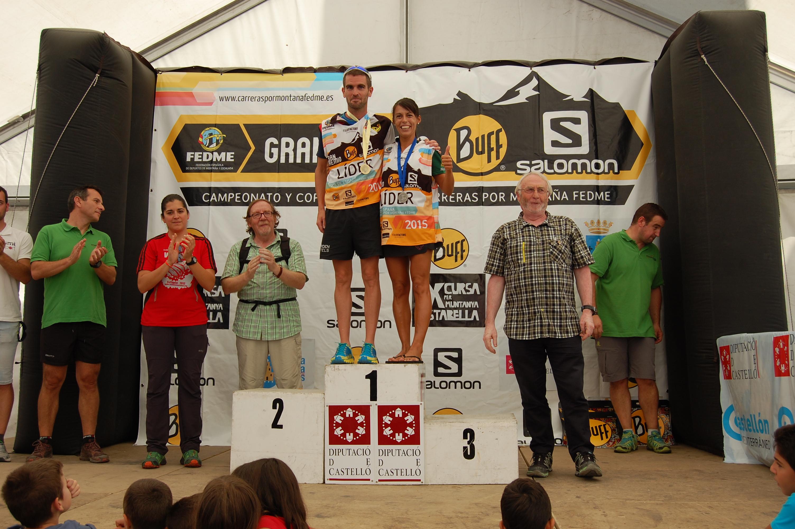 La Copa de España de Carreras por Montaña en Línea GP BUFF®-Salomon se decide en el Ricote Trail