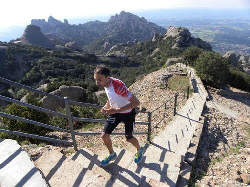 El massís de Montserrat viurà la seva primera marató de muntanya