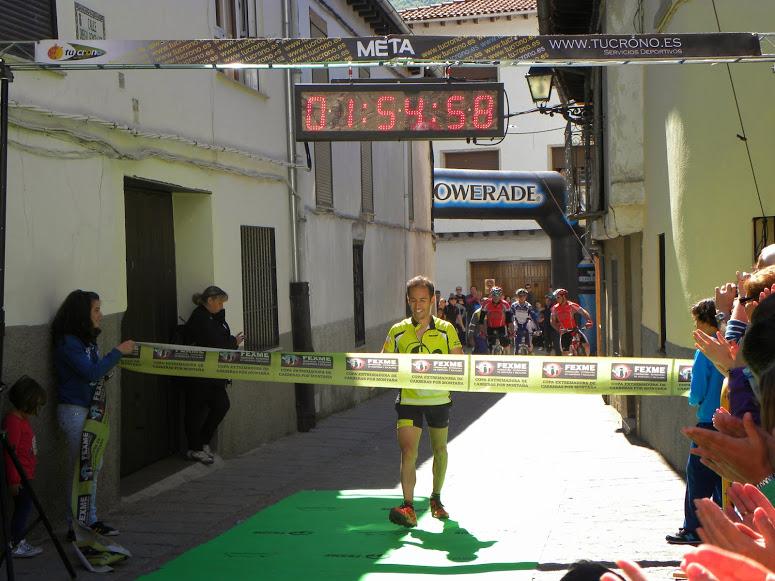 La carrera por Montaña Garganta de los Infiernos de Jerte acogerá la segunda prueba de la Copa de España FEDME - Gran Premio Buff® Salomon