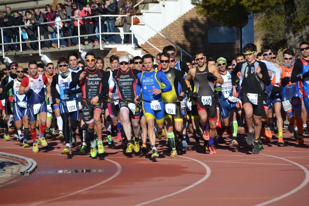 La Duatló Ciutat d'Igualada comptarà amb els millors duatletes catalans en la seva desena edició