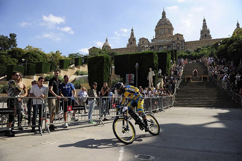 El Down Urban Barcelona portarà a la ciutat tota la espectacularitat del Downhill