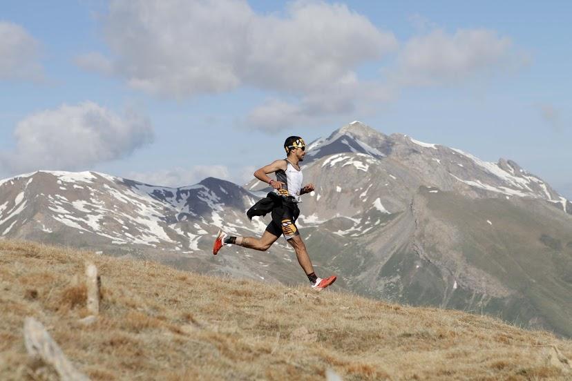 Daniel Remon y Ragna Debats vencen en la Skyrace Vallibierna de la Copa de España de Carreras por Montaña en línea FEDME - GP BUFF® Salomon y las Sky
