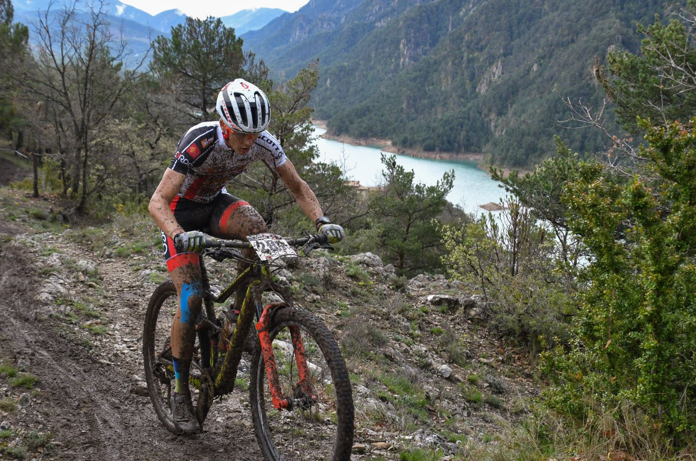 El para�so biker de la Vall de Lord listo para volver a acoger la Copa Catalana Internacional Biking Point