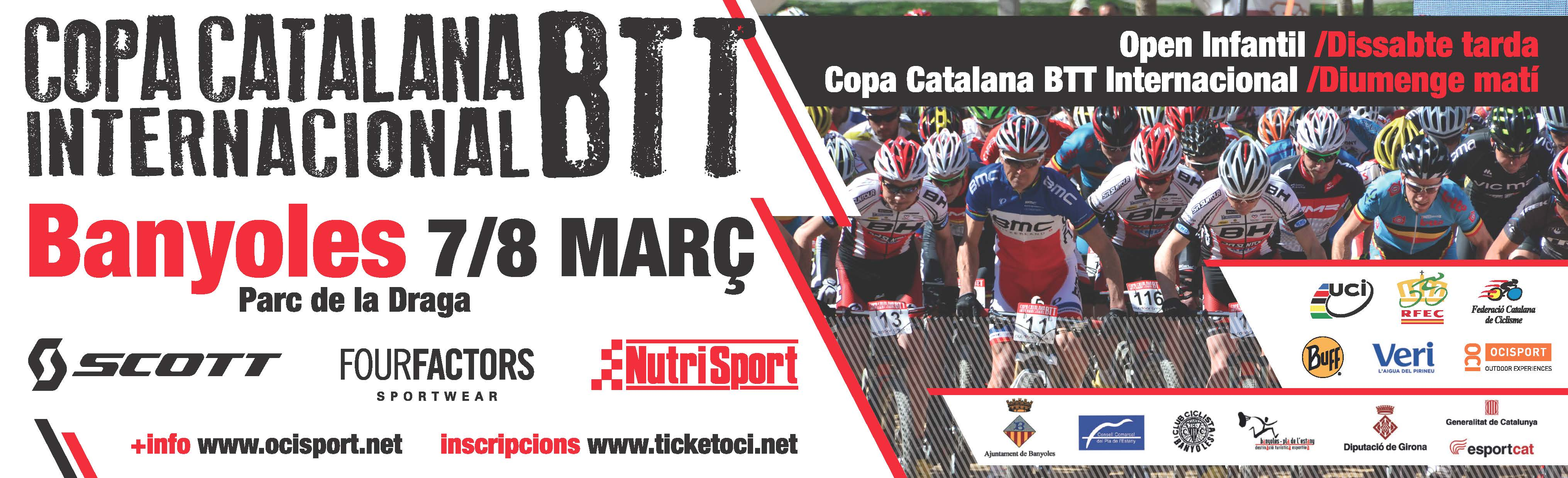 The International MTB Catalan Cup opens in Banyoles with the participation of Jos� Antonio Hermida