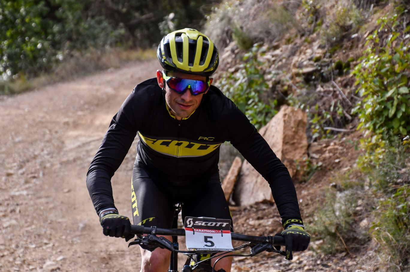 �La Scott Marathon Cup de Mediona abrir� una temporada fascinante de bike-marathon