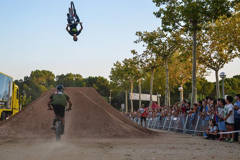 Els Benet Games de Sant Fruitós atrauen a prop de 20.000 persones en un cap de setmana de família, esport, natura i música