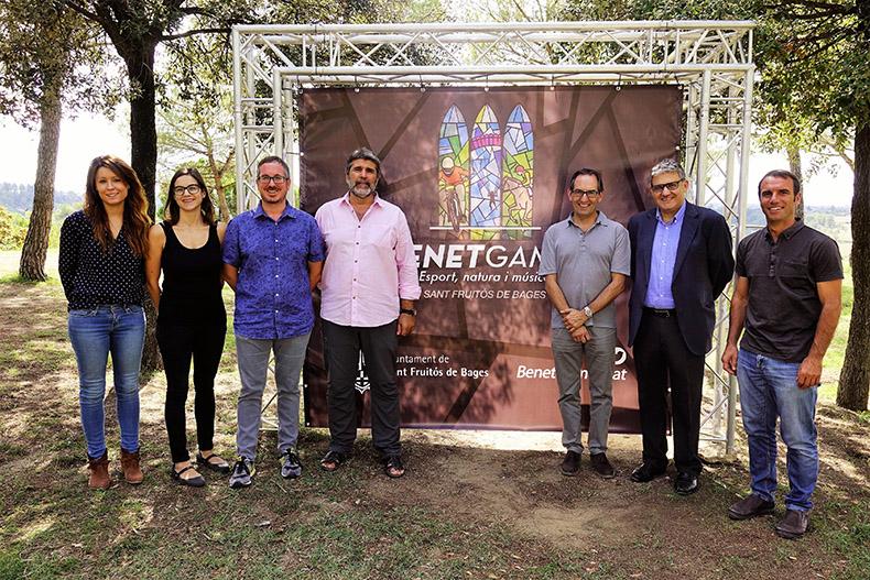 L'Ajuntament de Sant Fruitós de Bages presenta oficialment els Benet Games