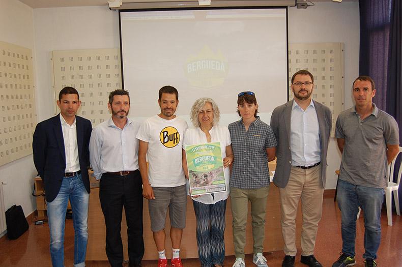 Presentada la Berguedà Bike Marathon - Campeonato de España de XCM del 17 de septiembre en Avià