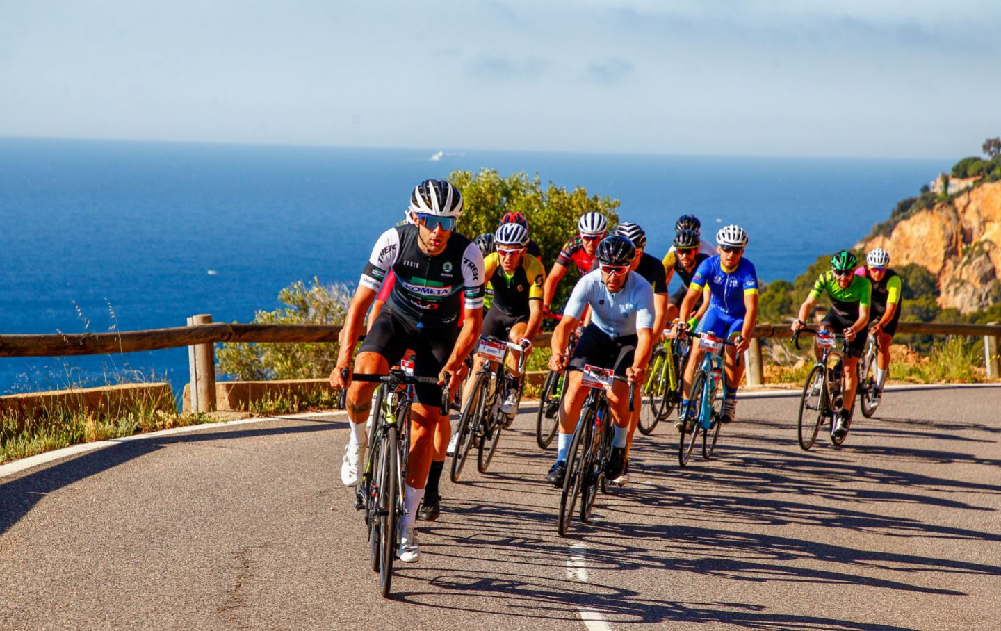 La cyclosportive Internationale Sea Otter Europe, point de passage oblig� avant la Purito!