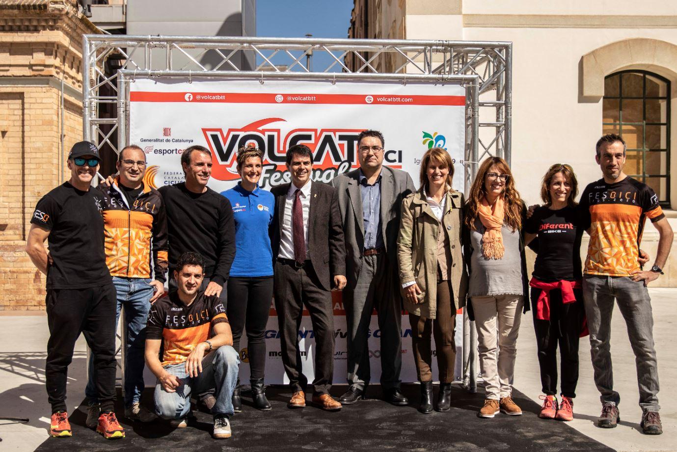 Presentado el 15� aniversario de la VolCAT, que llega con novedades y mejoras.