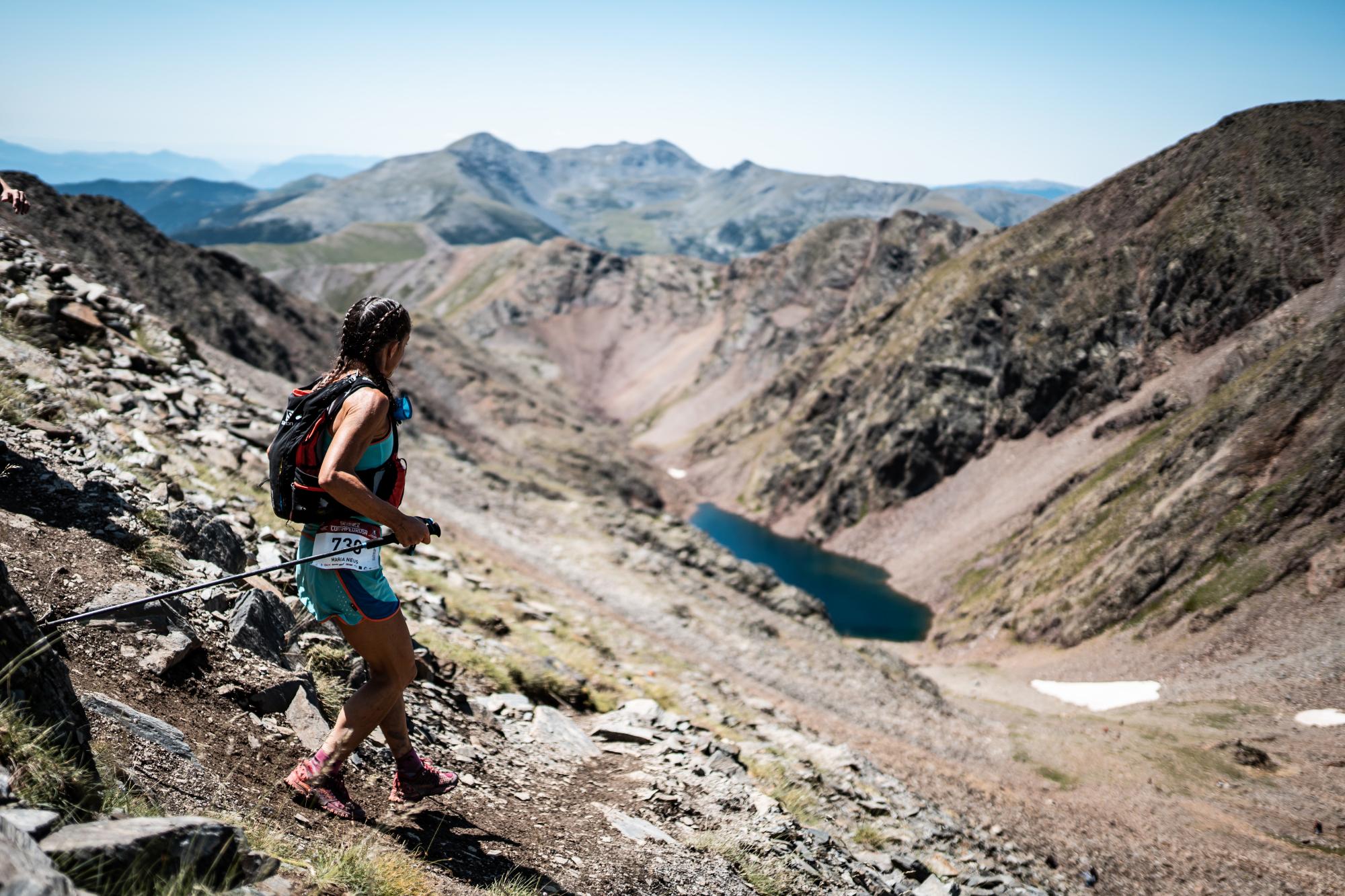 La mítica Skyrace Comapedrosa creix aquest 2021 amb una nova distància Ultra de 50 Km i 3.800 m de desnivell positiu