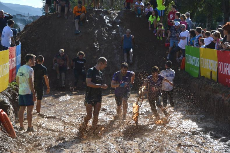 Més de 20.000 persones d'arreu del país gaudeixen de  la primera edició del Festival Esport i Natura a Igualada