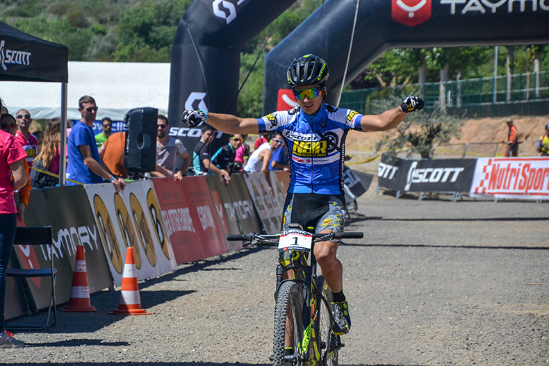 Francesc Guerra y�Ada Xinxo ganan la 4� edici�n de la�Noguera Bike Race