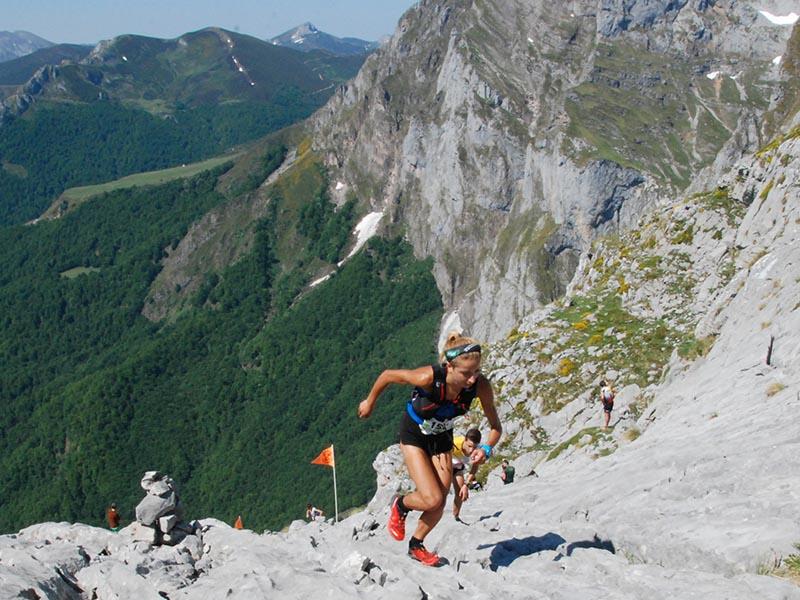 El Kilómetro Vertical Fuente Dé coronará a los Campeones de España de Carreras por Montaña Verticales FEDME - GP Four Factors