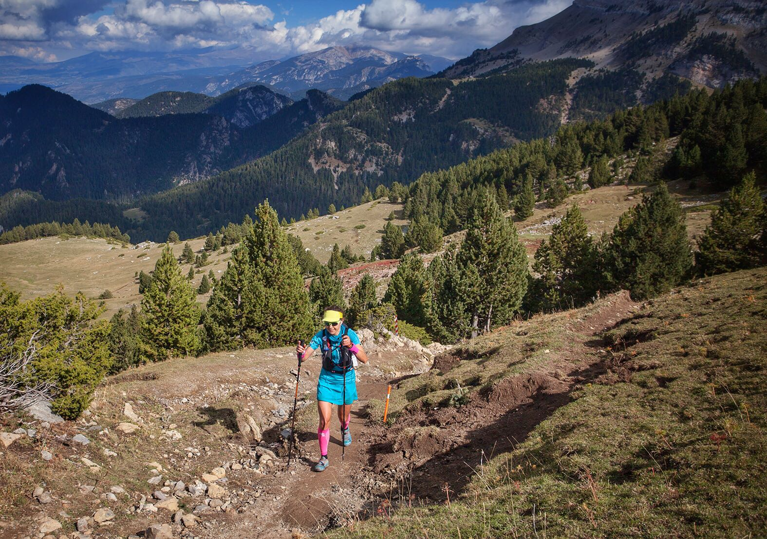 Ultra Pirineu cierra las Ultra Series con los mejores corredores de larga distancia del mundo+