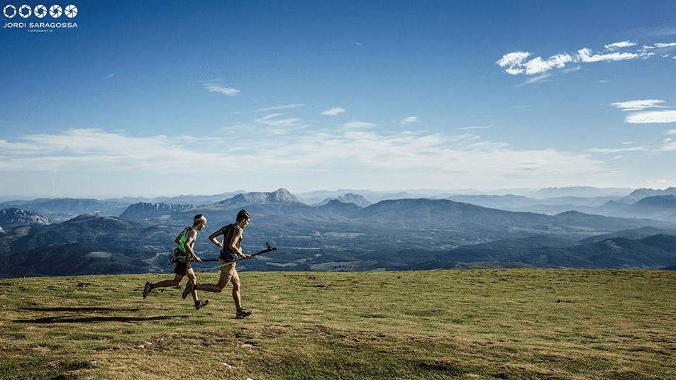 La Gorbeia Suzien Ternua acoger� el Skyrunner National Championship Skymarathon� 2016 con los mejores corredores nacionales