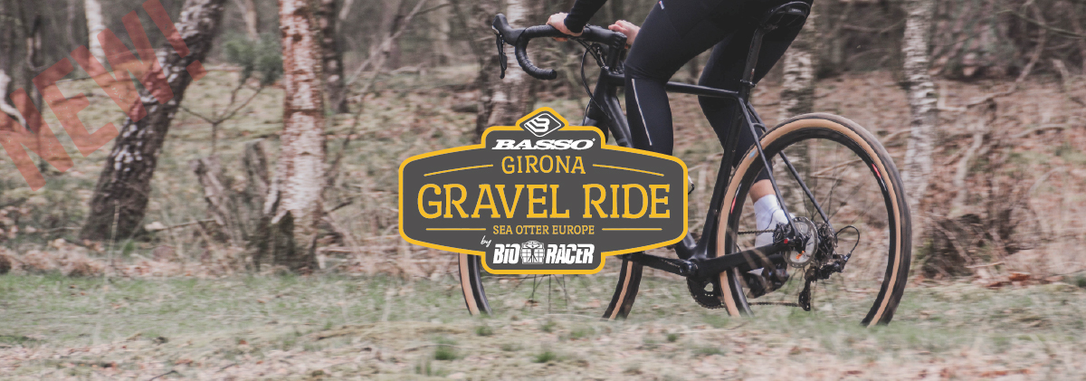 Bioracer commits to the Gravel race of Sea Otter Europe Costa Brava Girona