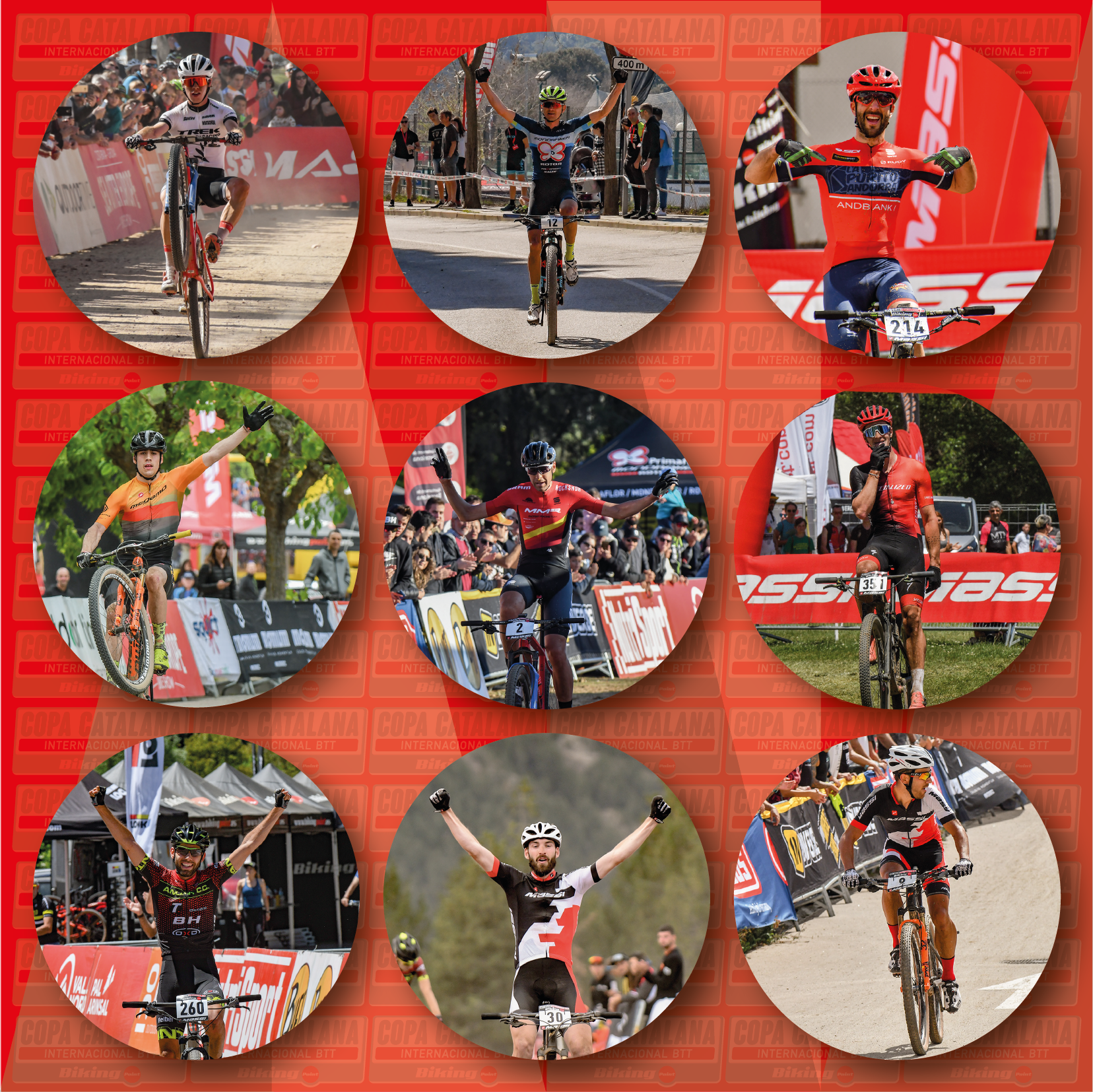 Final espectacular de la Copa Catalana Biking Point y la Super Cup Massi 2019