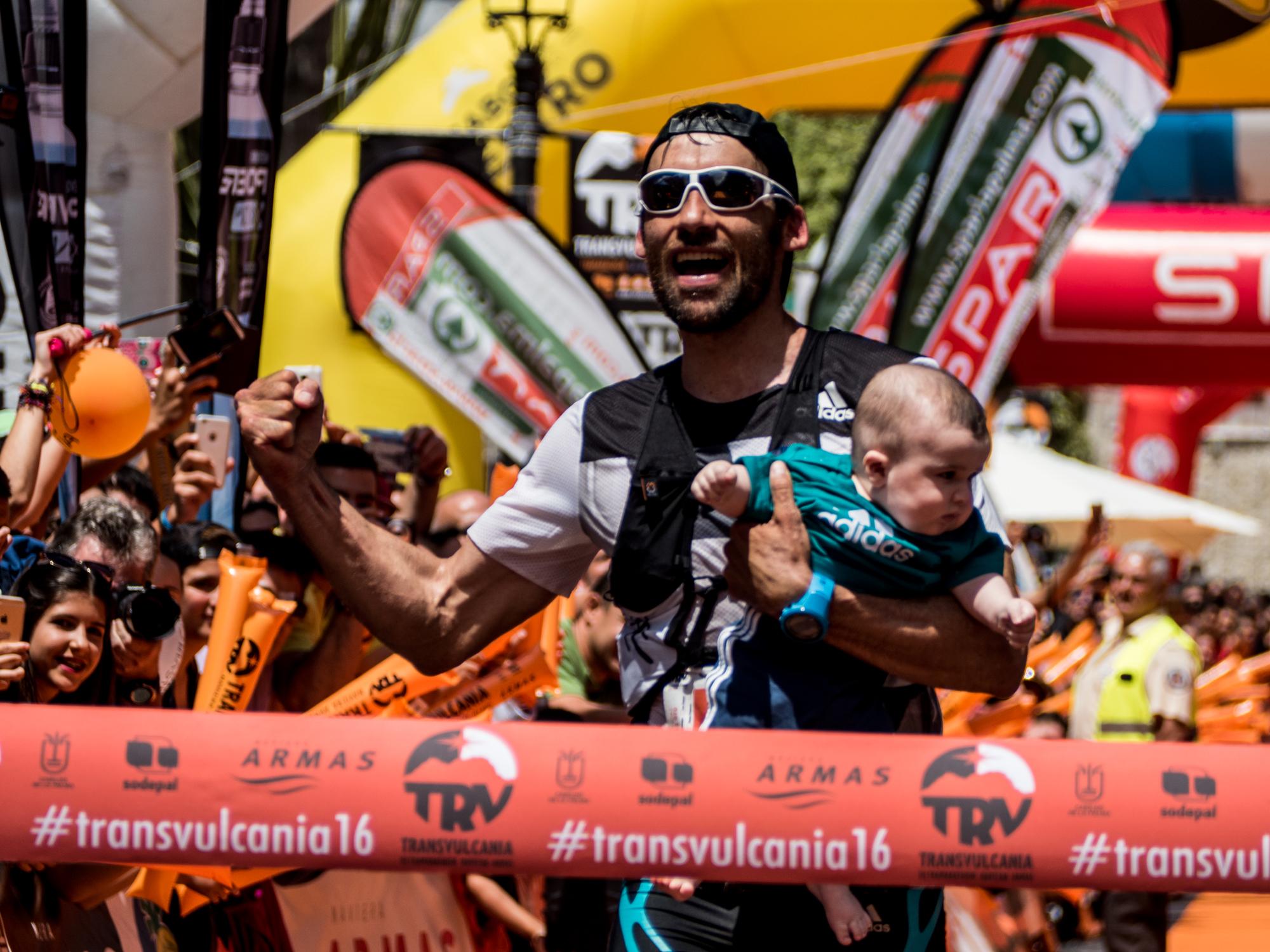 Luis Alberto Hernando e Ida Nilsson conquistan la Transvulcania y se sit�an l�deres de las Ultra Series de las Skyrunner National Series Spain, Andorr