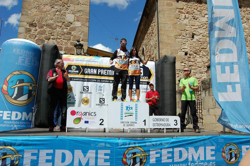 Toni Roldán y Gema Arenas se imponen en la Carrera por Montaña Garganta de los Infiernos y dominan la Copa de España de Carreras por Montaña GP Buff®-