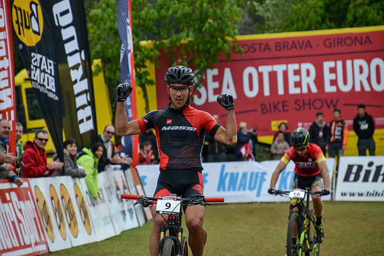 La Copa Catalana Internacional BTT Biking Point arriba a Girona en el marc del festival ciclista Sea Otter Europe