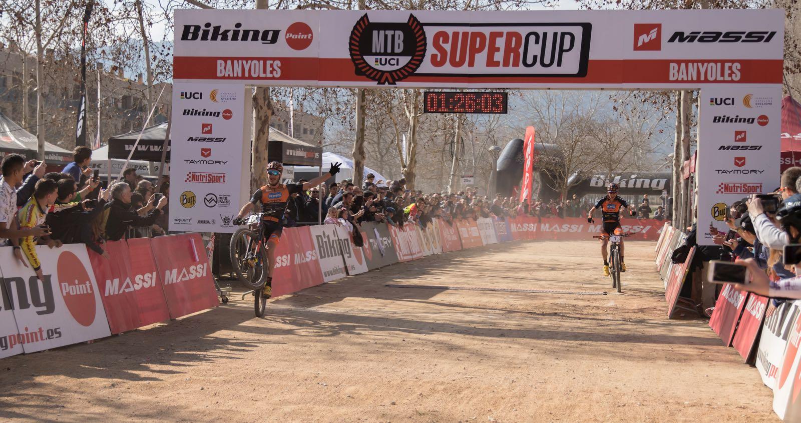 Victor Koretzky gana, en el último suspiro, en Banyoles