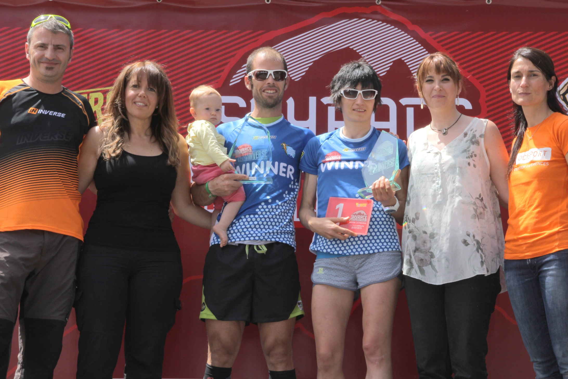 Pere Aurell y Oihana Kortazar ganan una espectacular Skyrace Comapedrosa