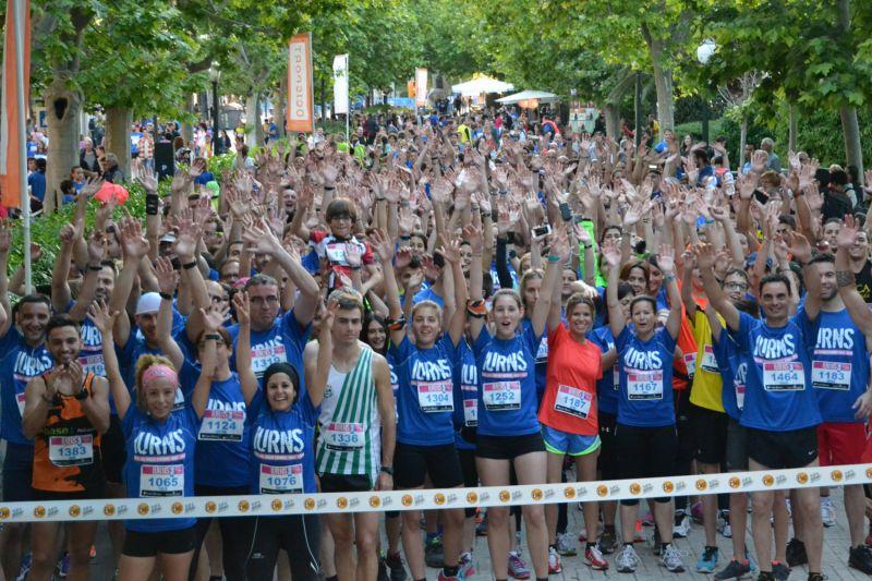 La Igualada Urban Running Night Show 2014 fa vibrar Igualada i treu més de 20.000 persones al carrer