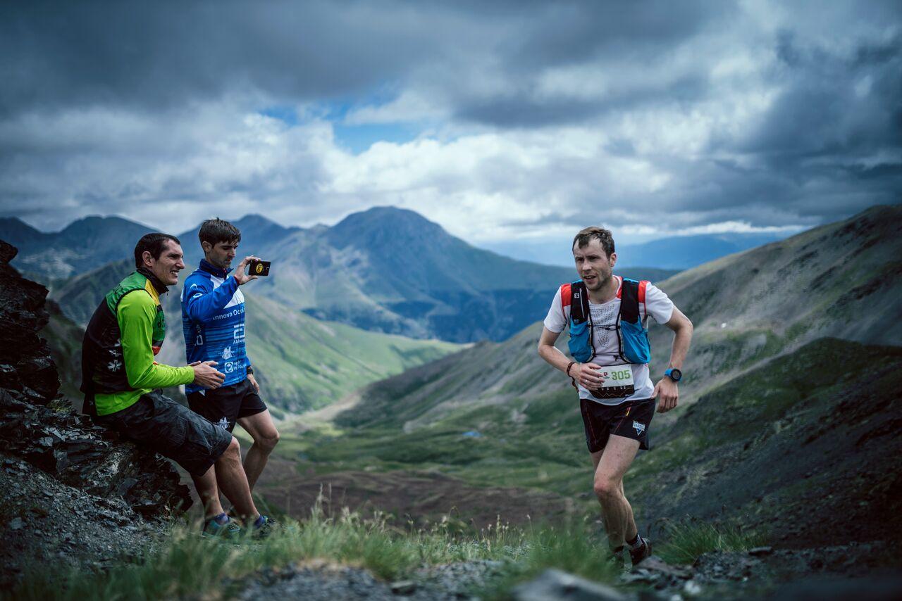 Stian Angermund-Vik y Maite Maiora se proclaman Campeones del Mundo de Skymarathon� en la BUFF� Epic Trail 42 Km