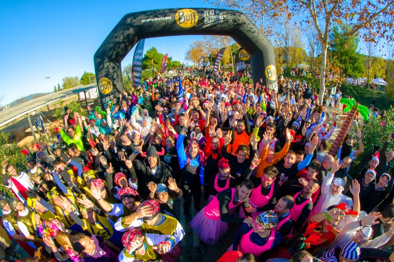 El 19 de desembre torna la BUFF® Epic Run Barcelona