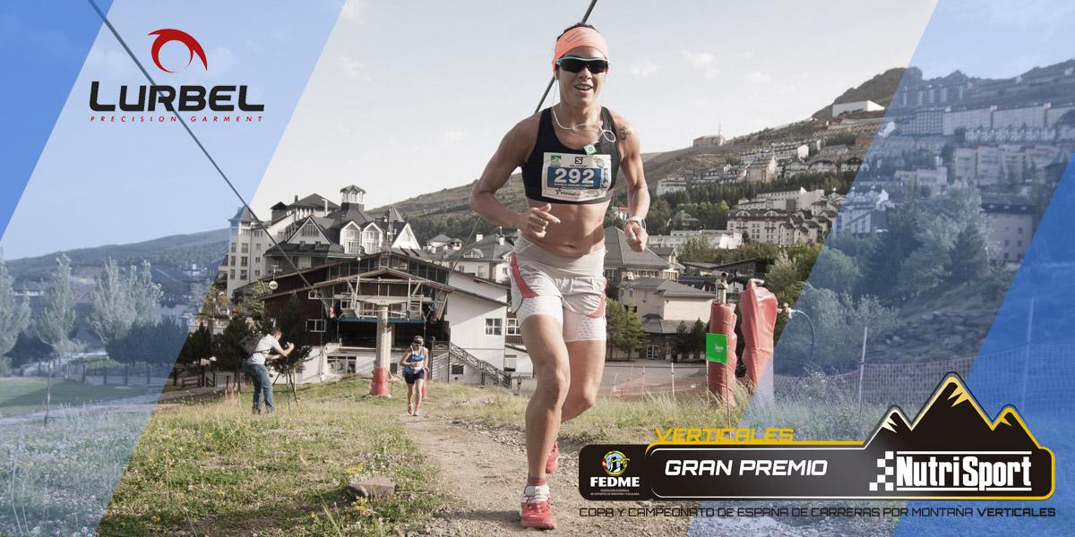Kilómetro Vertical de Sierra Nevada será quien elija a los Campeones de España de Carreras Verticales FEDME GP Nutrisport