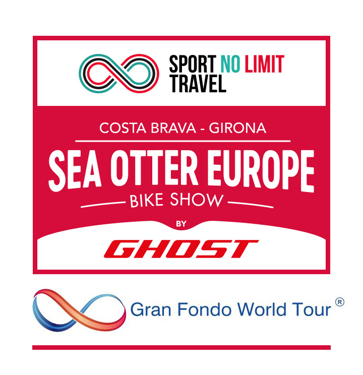 THE CYCLOTOURIST FROM SEA OTTER TAKES PART IN THE GRAN FONDO WORLD TOUR