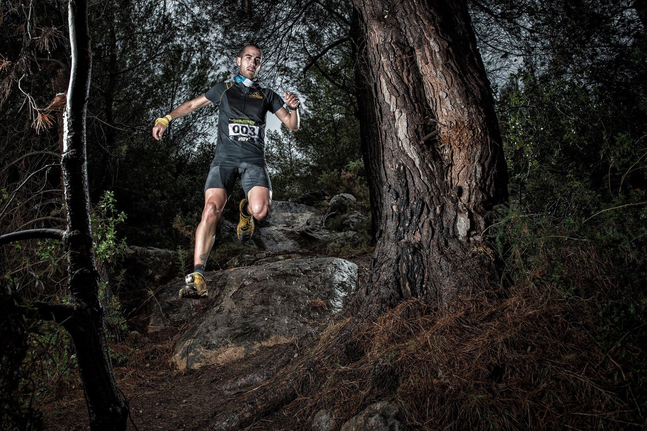 El Skyrunning National Championship Sky se decide en la Marat� de Muntanya de Borriol