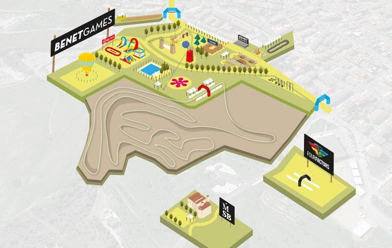 Tornen els Benet Games a Sant Fruitós de Bages amb més de 40 activitats esportives i familiars en un únic cap de setmana