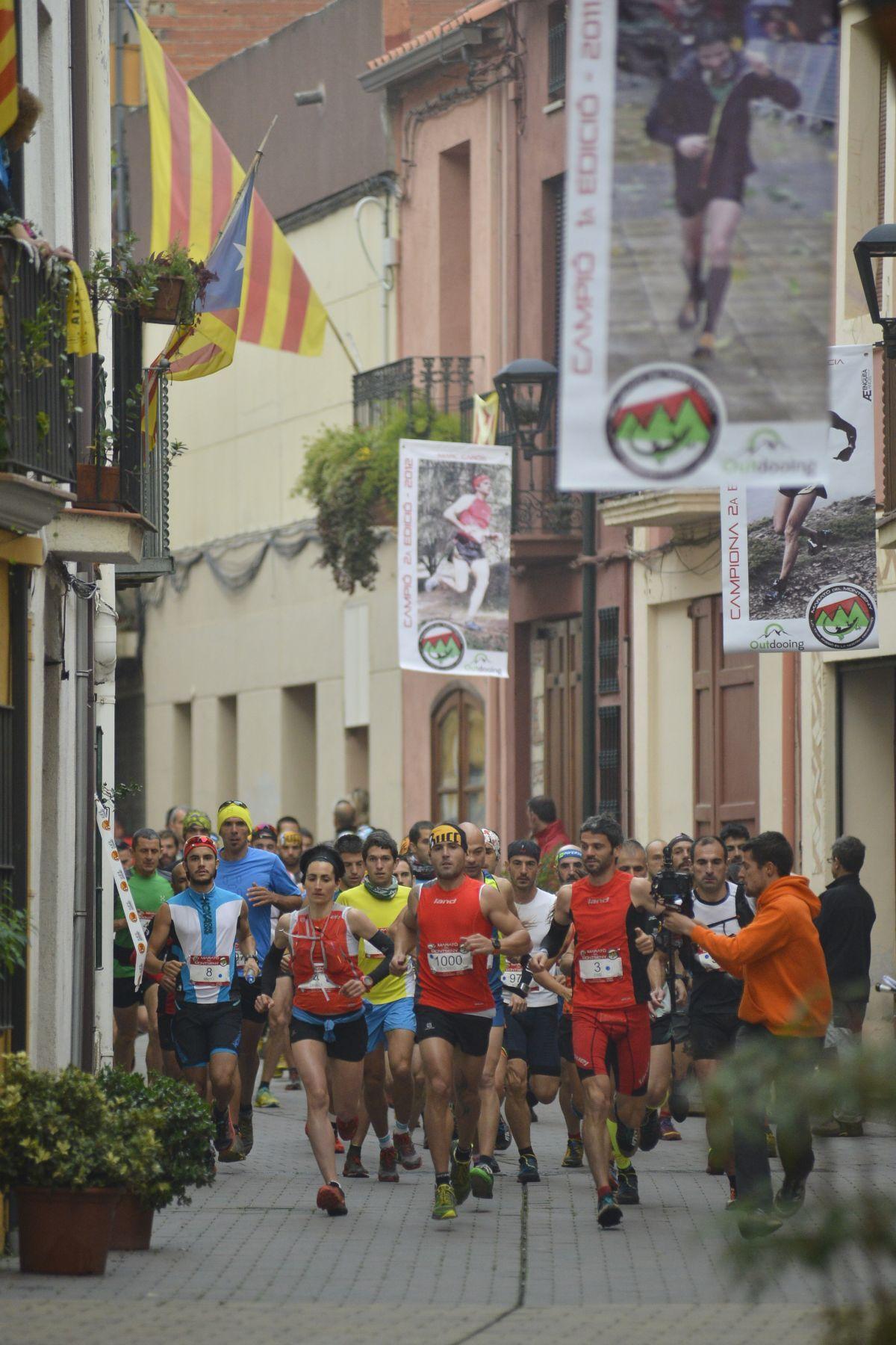 Inscripciones abiertas para la Marató del Montseny del 23 de octubre