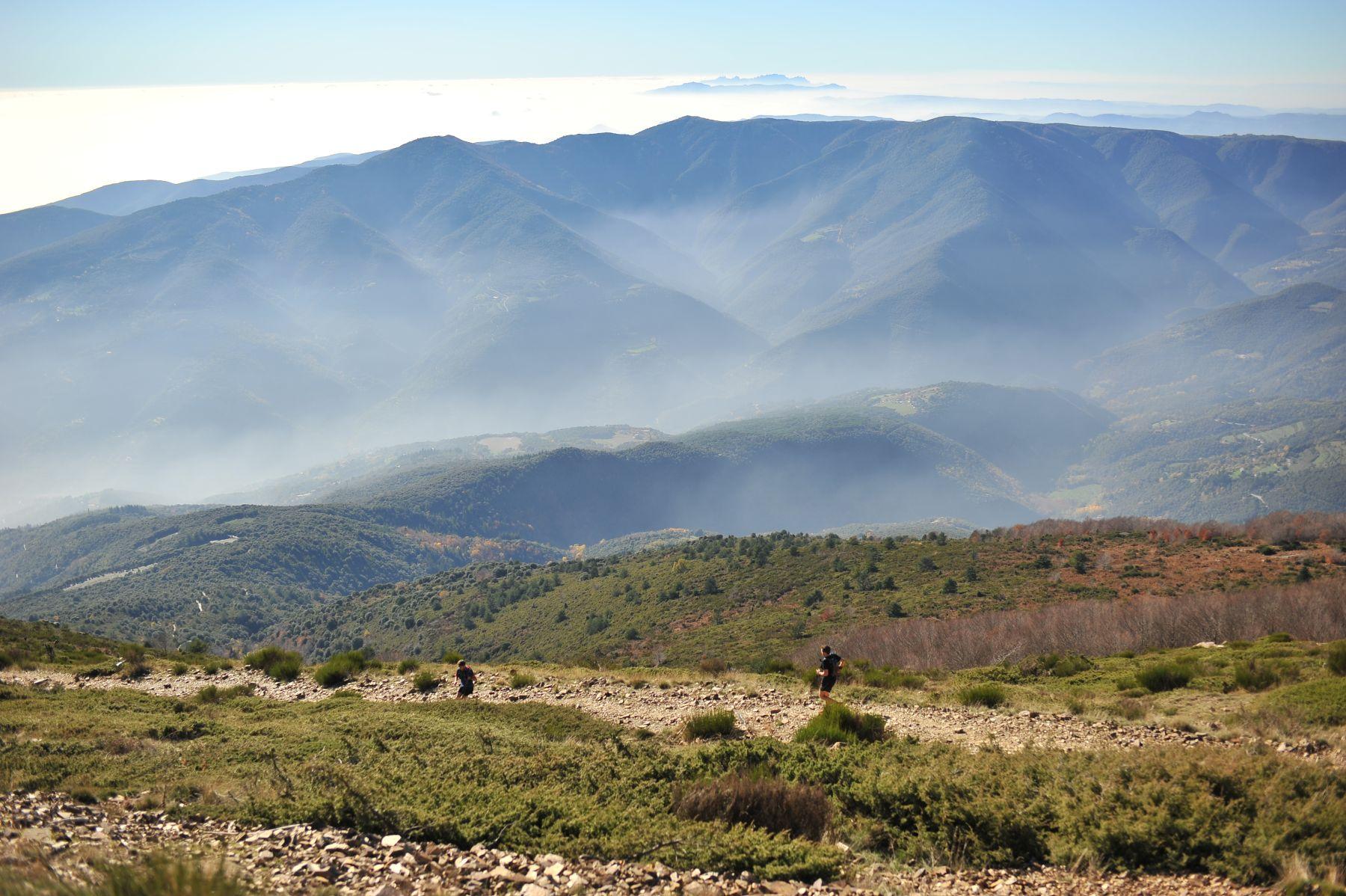 La Marató del Montseny cierra una emocionante Copa de España de Carreras por Montaña en Línea GP BUFF®-Salomon
