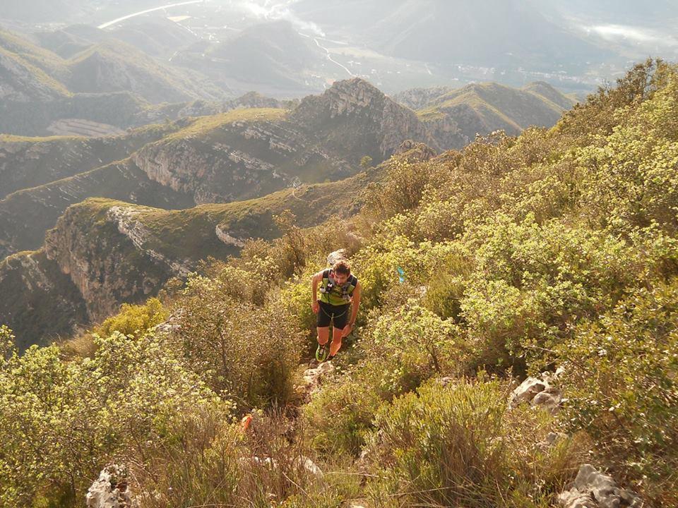 La Mondúber Trail acoge la segunda prueba de la Copa de España de Carreras por Montaña Ultra - GP Four Factors