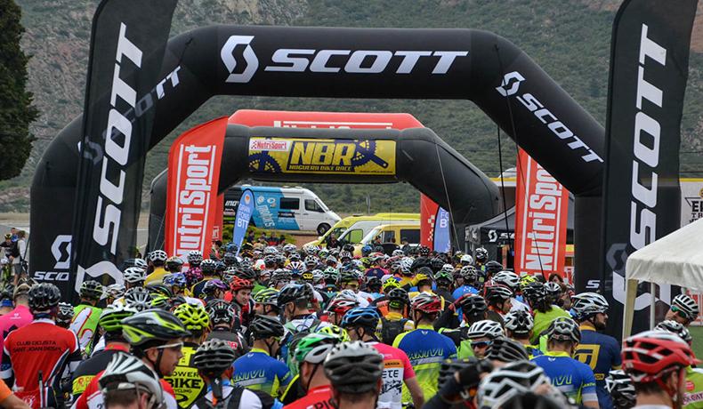 La�Noguera Bike Race del 6 y 7 de mayo ser� en Camarasa y Sant Lloren� de Montgai�