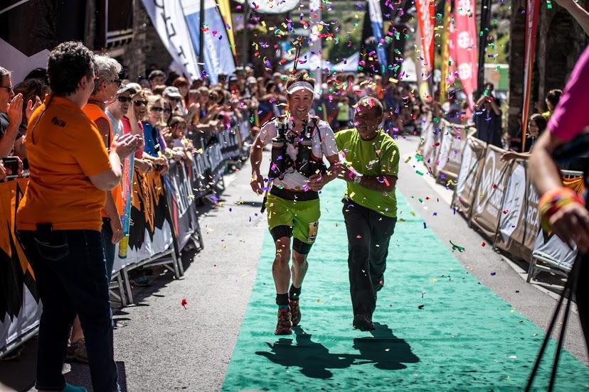 Ferran Teixid� y Jocelyne Pauly se imponen en Andorra Ultra Trail Vallnord M�tic y Zuri�e Frutos y Pol Rodriguez y Albert Pujol en la Marat� dels Cims