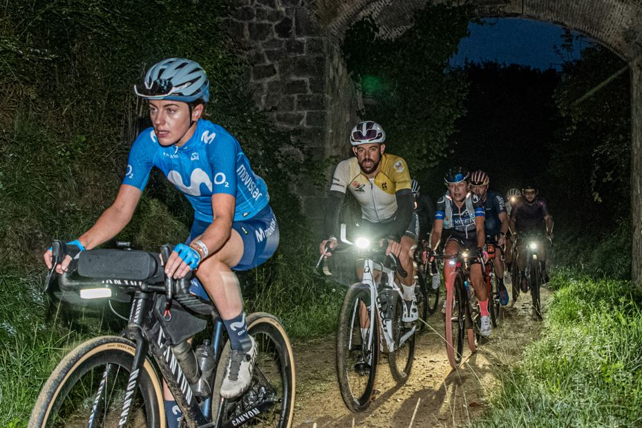 Presentation of Pirinexus 2019, the gravel event of the Pyrenees